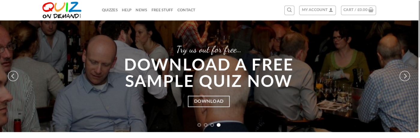 download free sample quiz