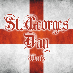 St Georges Quiz