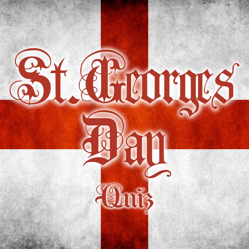St Georges Quiz