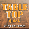 Table Top Quiz A