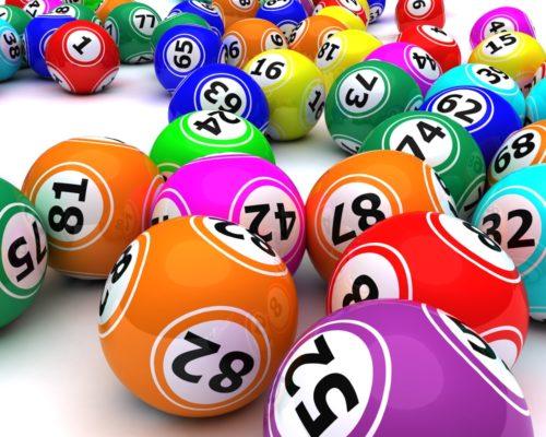 Bingo Balls numbers